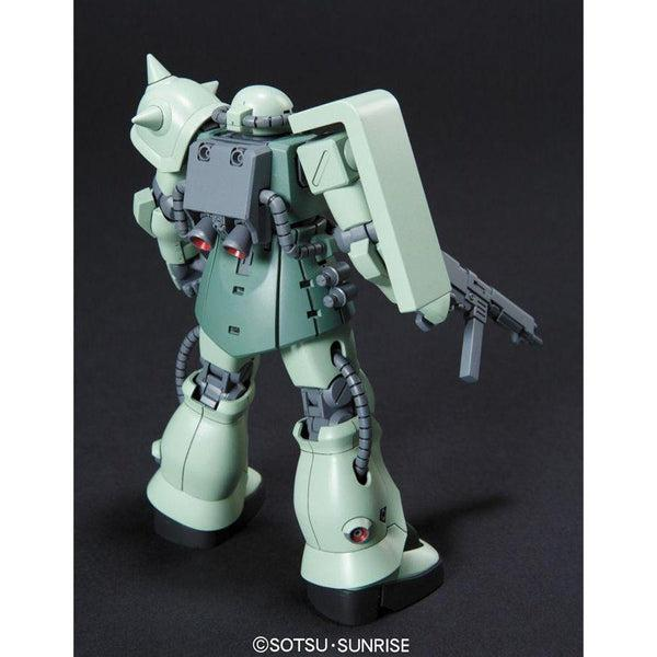 Bandai 1/144 HGUC MS-06F-2 Zaku F2 ZEON rear view