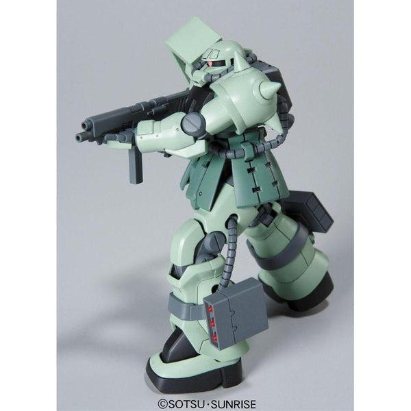 Bandai 1/144 HGUC MS-06F-2 Zaku F2 ZEON action pose 1