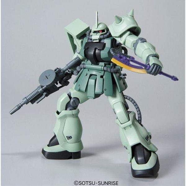 Bandai 1/144 HGUC MS-06F-2 Zaku F2 ZEON with heat hawk and machine gun