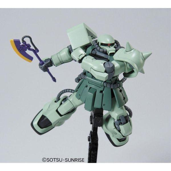 Bandai 1/144 HGUC MS-06F-2 Zaku F2 ZEON action pose 3