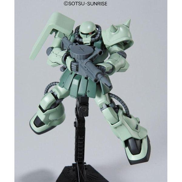 Bandai 1/144 HGUC MS-06F-2 Zaku F2 ZEON action pose 4