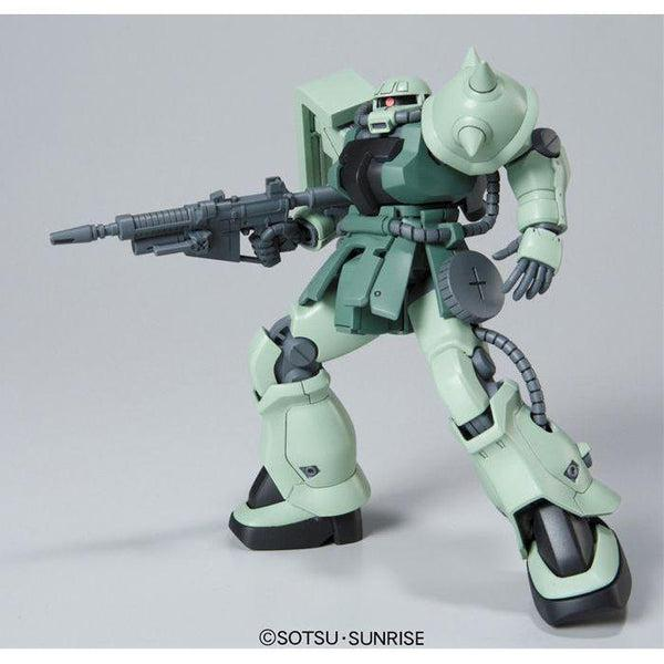 Bandai 1/144 HGUC MS-06F-2 Zaku F2 ZEON action pose 5