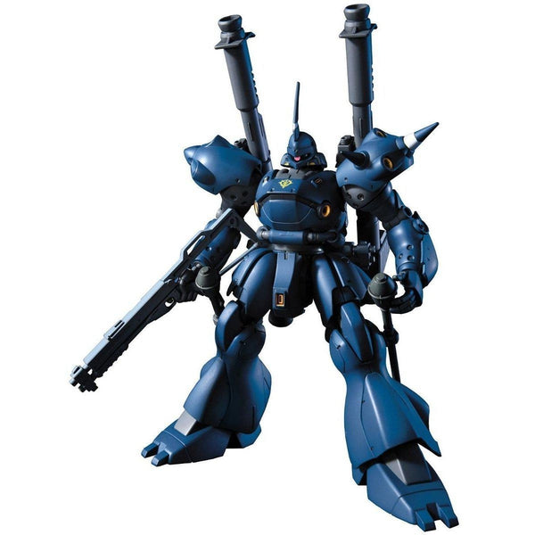 Bandai 1/144 HGUC MS-18E Kampfer front on pose