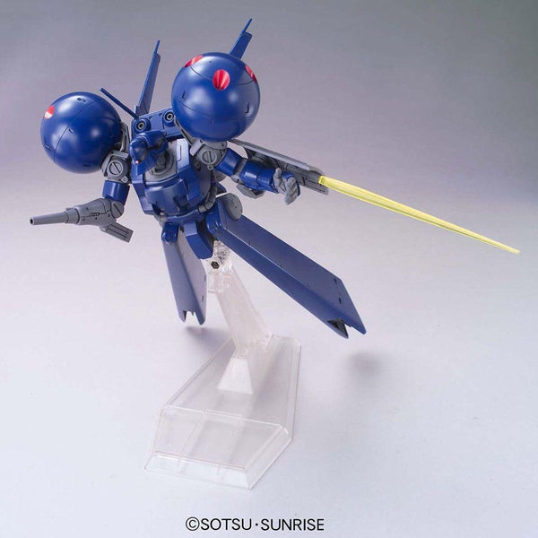 Bandai 1/144 HGUC MS-21C DRA-C supplied with its own stand