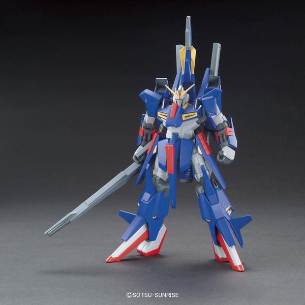 Bandai 1/144 HGUC MSZ-008 Z II front on pose
