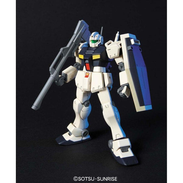 Bandai 1/144 HGUC RGM-79C GM Type C front on pose