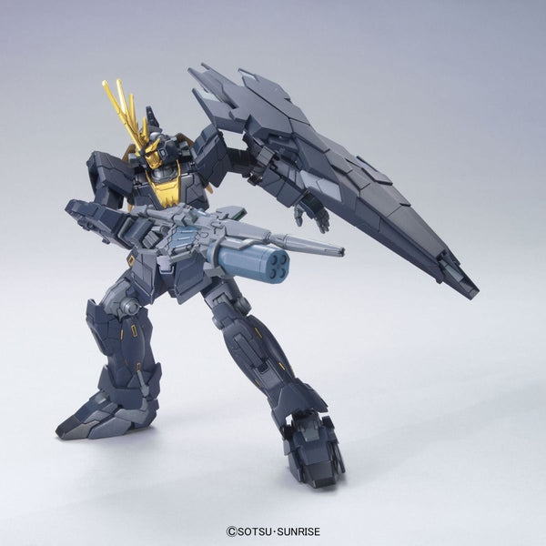 Bandai 1/144 HGUC RX-0[N] Unicorn Gundam 02 Banshee Norn (Unicorn Mode) action pose