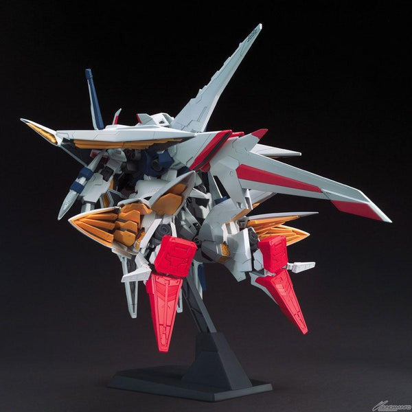 Bandai 1/144 HGUC RX-104FF Penelope rear view of in flight