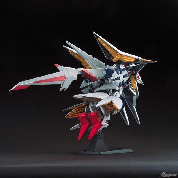 Bandai 1/144 HGUC RX-104FF Penelope in flight from side on