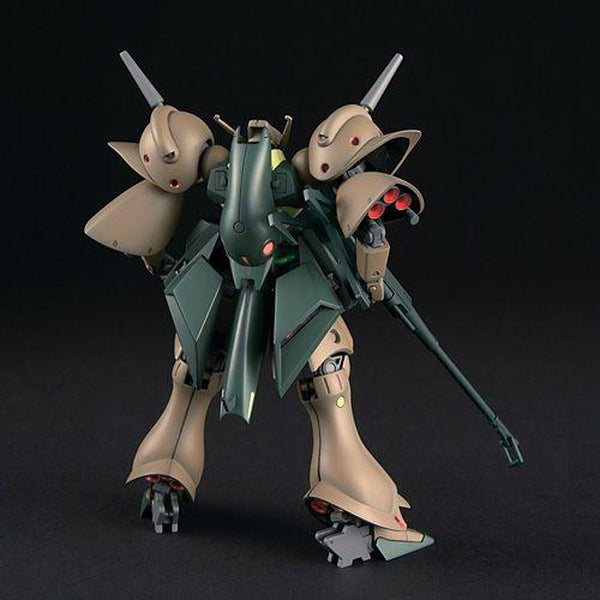 Bandai 1/144 HGUC RX-110 Gabthley rear view