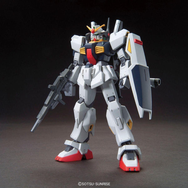 Bandai 1/144 HGUC RX-178 Gundam Mk II (AEUG) Revive front on pose