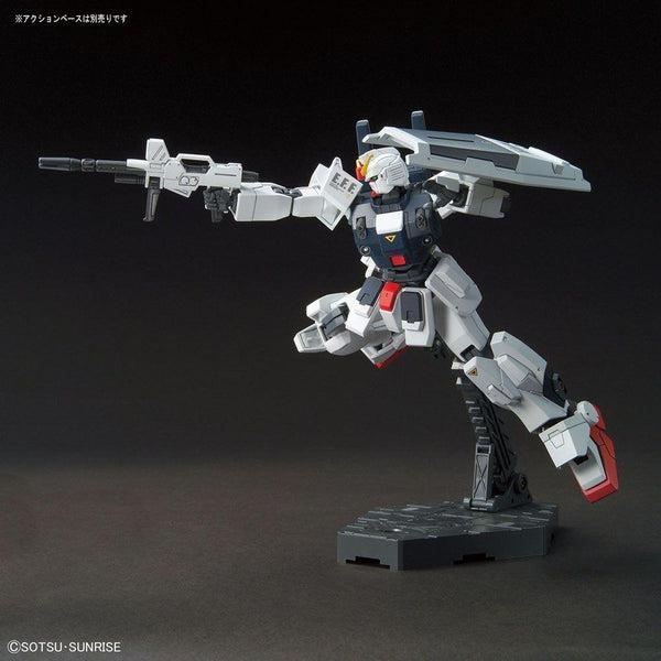 Bandai 1/144 HG Blue Destiny Unit Exam 3 action pose 2