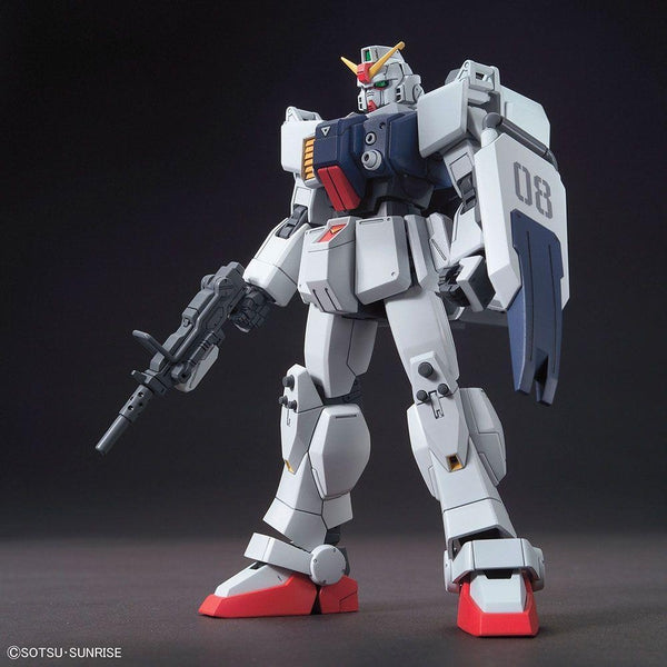 Bandai 1/144 HGUC RX-79[G] GM Ground Type front on
