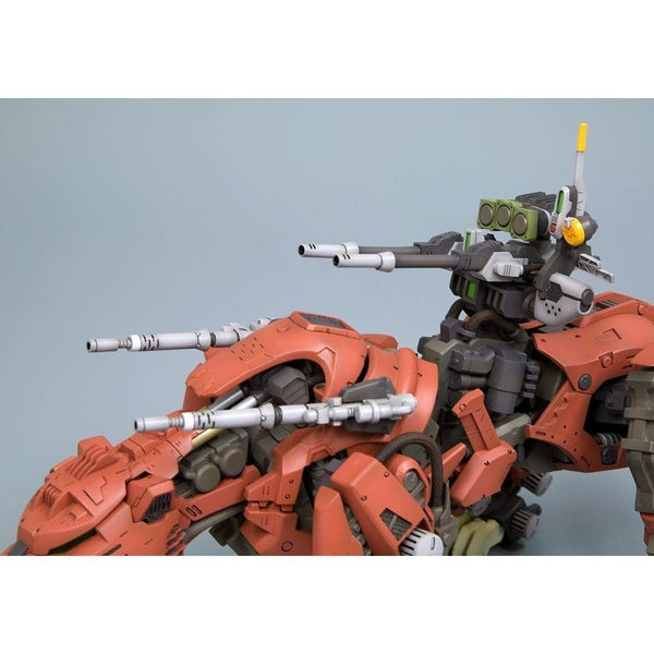 Kotobukiya 1/72 Zoids HMM EZ-016 Saber Tiger Markings Plus Ver. close up weapons