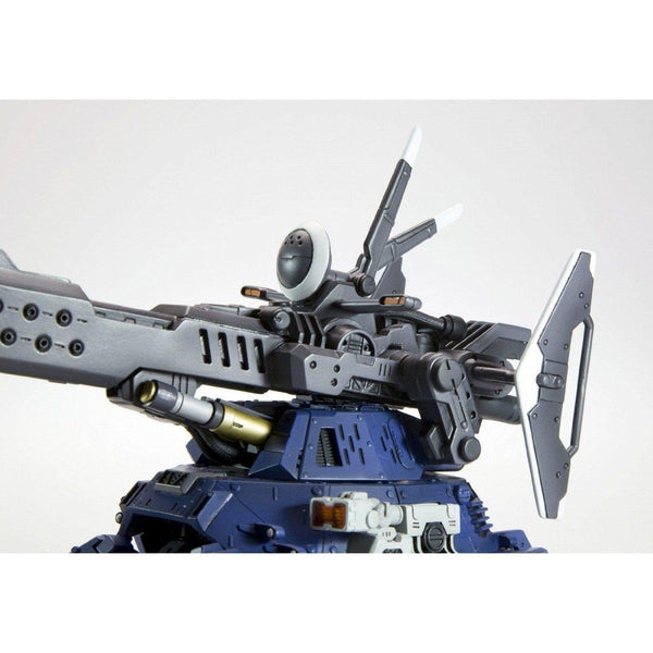 Kotobukiya 1/72 Zoids HMM RZ-013 Buster Tortoise close up of cannon