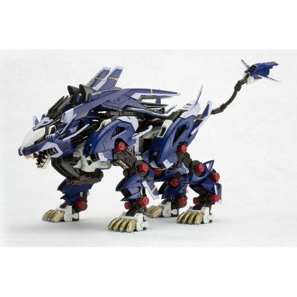 Kotobukiya 1/72 Zoids HMM RZ-041 Liger Zero Jager Markings Plus Ver.  side on rhs