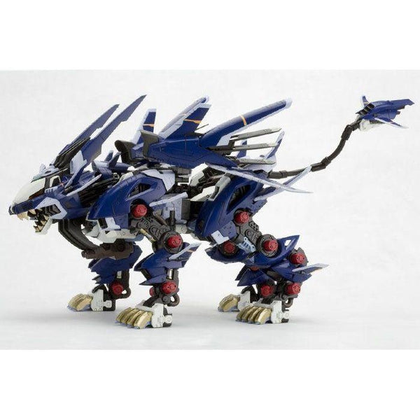 Kotobukiya 1/72 Zoids HMM RZ-041 Liger Zero Jager Markings Plus Ver. action pose1