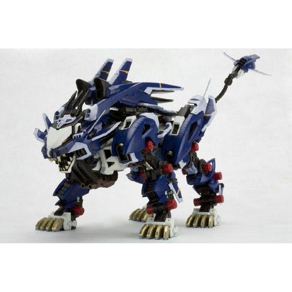Kotobukiya 1/72 Zoids HMM RZ-041 Liger Zero Jager Markings Plus Ver. action pose 2
