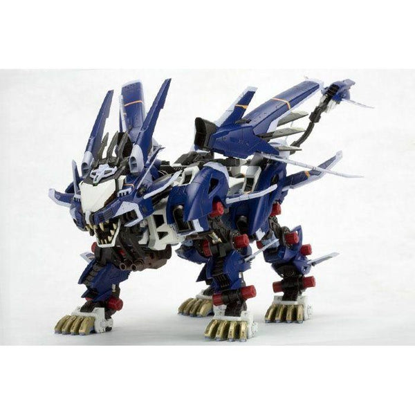 Kotobukiya 1/72 Zoids HMM RZ-041 Liger Zero Jager Markings Plus Ver. action pose 3