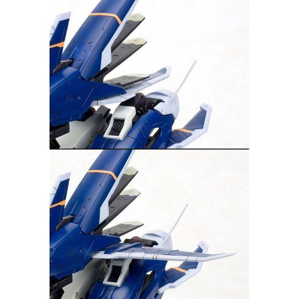 Kotobukiya 1/72 Zoids HMM RZ-041 Liger Zero Jager Markings Plus Ver. fine detail top hind legs