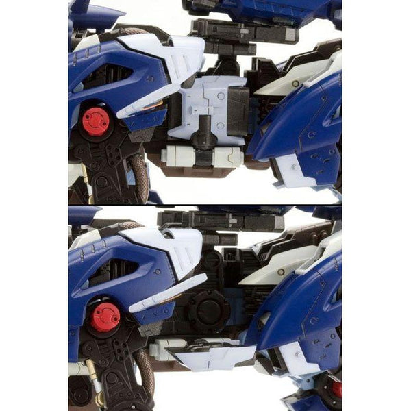 Kotobukiya 1/72 Zoids HMM RZ-041 Liger Zero Jager Markings Plus Ver. fine detail stomach region