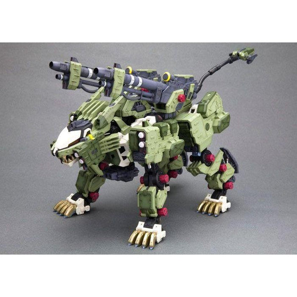 Kotobukiya 1/72 Zoids HMM RZ-041 Liger Zero Panzer Markings Plus Ver front on