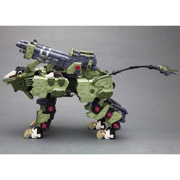 Kotobukiya 1/72 Zoids HMM RZ-041 Liger Zero Panzer Markings Plus Ver side on