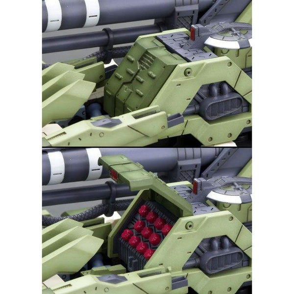 Kotobukiya 1/72 Zoids HMM RZ-041 Liger Zero Panzer Markings Plus Ver weapons between main guns