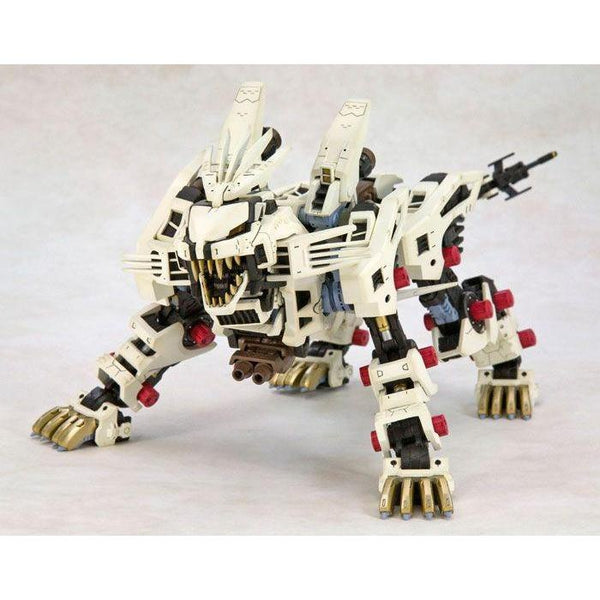 Kotobukiya 1/72 Zoids HMM RZ-041 Liger Zero Markings Plus Ver. front on