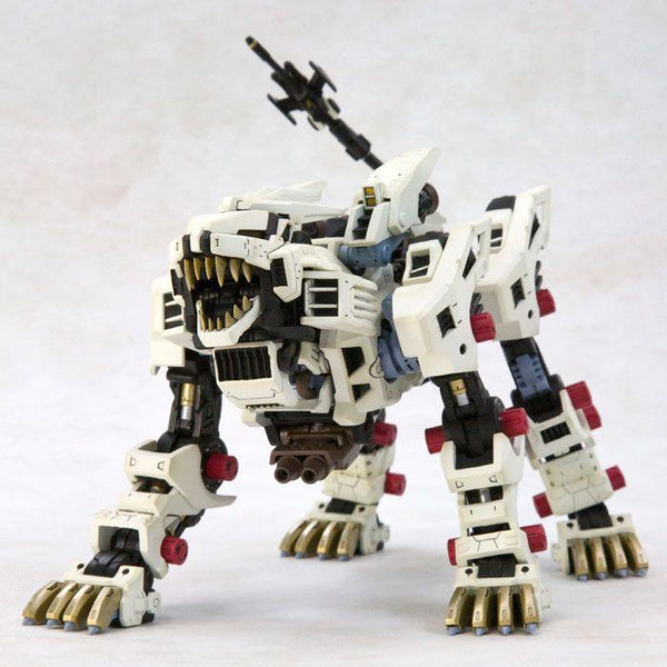Kotobukiya 1/72 Zoids HMM RZ-041 Liger Zero Markings Plus Ver. with weapon