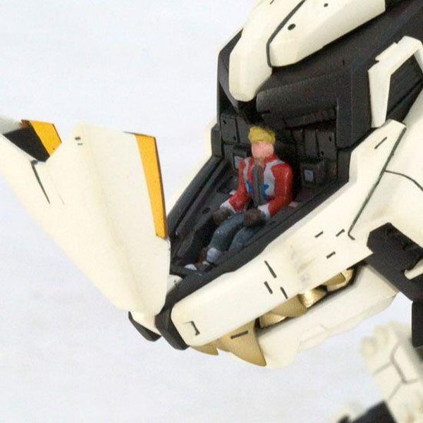 Kotobukiya 1/72 Zoids HMM RZ-041 Liger Zero Markings Plus Ver. pilot