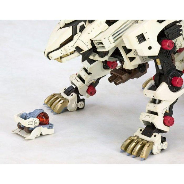 Kotobukiya 1/72 Zoids HMM RZ-041 Liger Zero Markings Plus Ver. escape pod