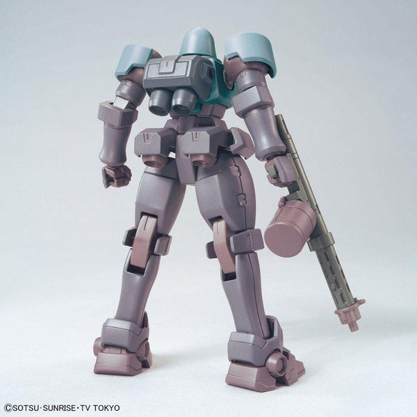 Bandai 1/144 HGBD Leo NPD rear view