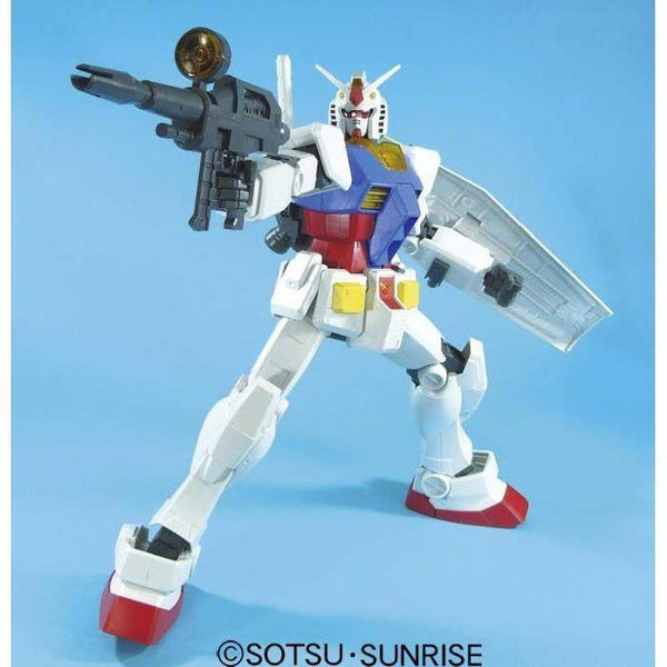 Bandai 1/48 Mega RX-78-2 Gundam with beam rifle