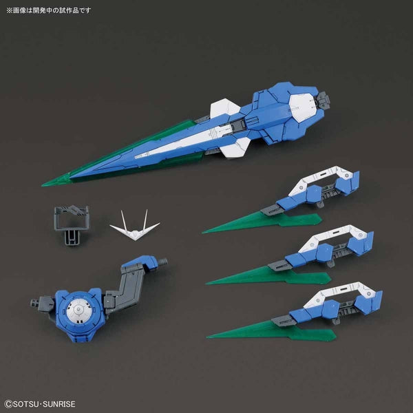 Bandai 1/100 MG 00 Qan[T] Full Sabre included accessories