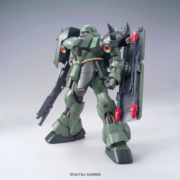 Bandai 1/100 MG AMS-119 Geara Doga front on pose
