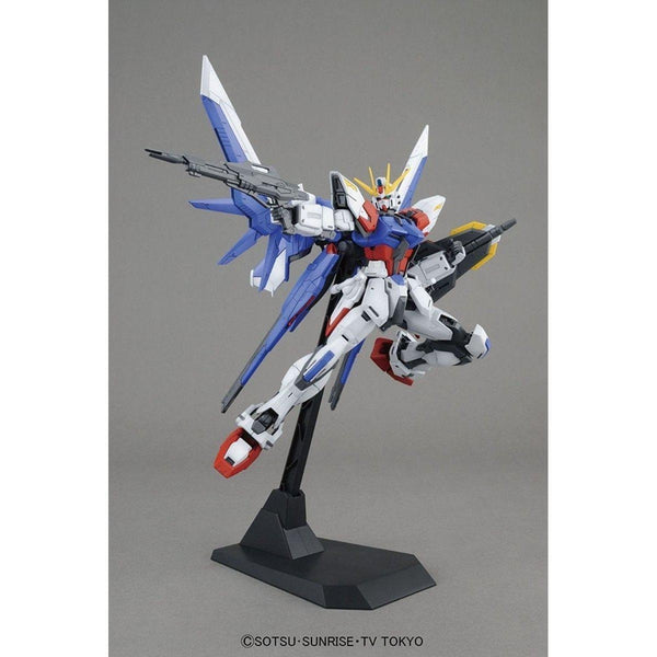 Bandai 1/100 MG GAT-X105B/FB Build Strike Gundam Full Package with beam rifle