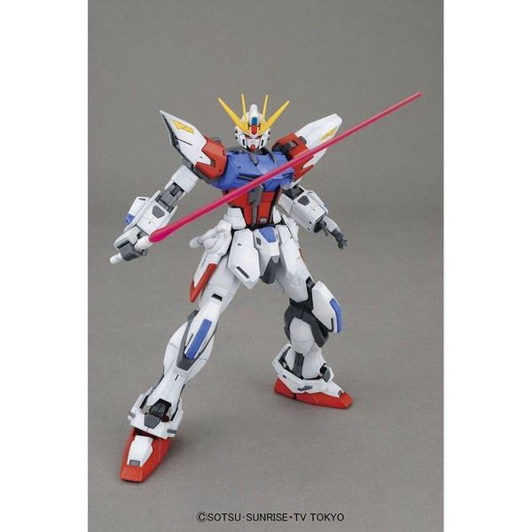 Bandai 1/100 MG GAT-X105B/FB Build Strike Gundam Full Package with build saber