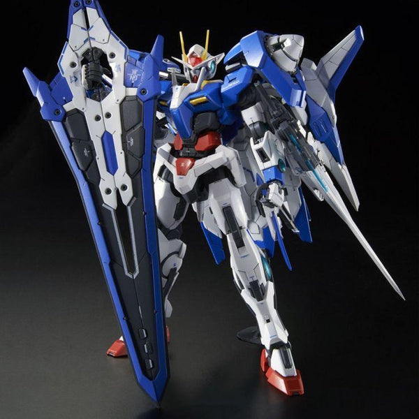 Bandai 1/100 MG 00 XN Raiser Front View