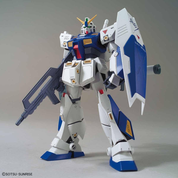 Bandai 1/100 MG RX-78 NT-1 Gundam NT-1 Alex Ver 2.0 front on pose