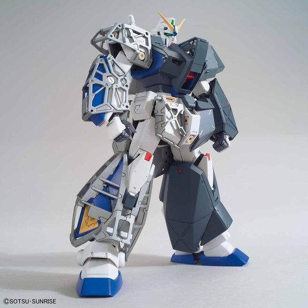 Bandai 1/100 MG RX-78 NT-1 Gundam NT-1 Alex Ver 2.0 outer frame and outer armour