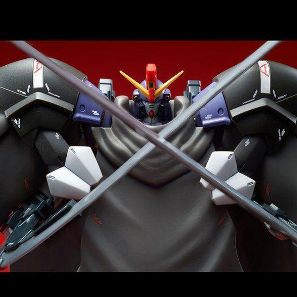 PRE-ORDER P-Bandai MG 1/100 Gundam Sandrock Custom EW [Reissue] close up