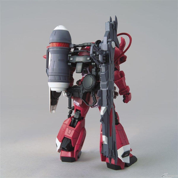 Bandai 1/100 MG Gunner Zaku Warrior (Lunamaria Hawke Custom) rear view