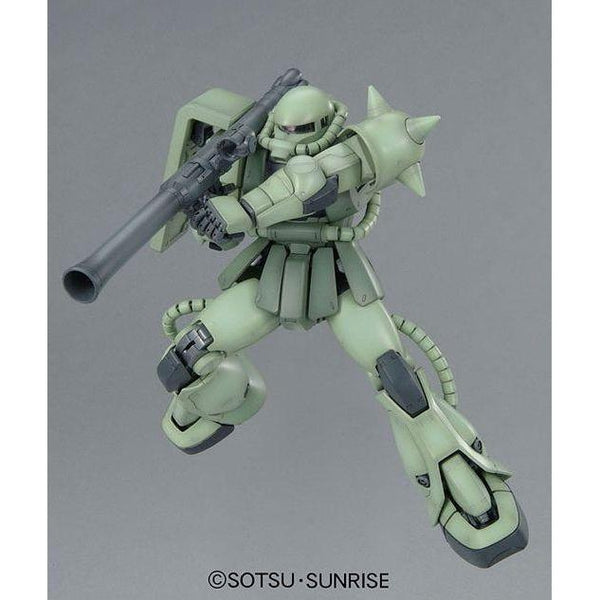 Bandai 1/100 MG MS-06F Zaku II Ver 2.0 with bazooka