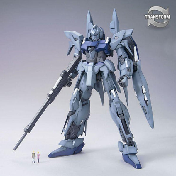 Bandai 1/100 MG Delta Plus Front View 1