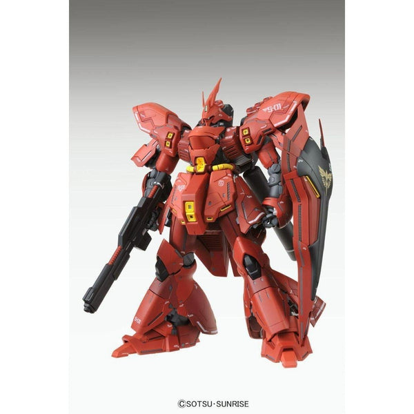 Bandai 1/100 MG Neo Zeon MSN-04 Sazabi Ver.Ka front on