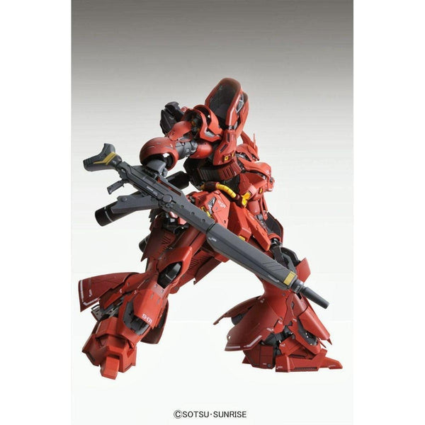Bandai 1/100 MG Neo Zeon MSN-04 Sazabi Ver.Ka side on view