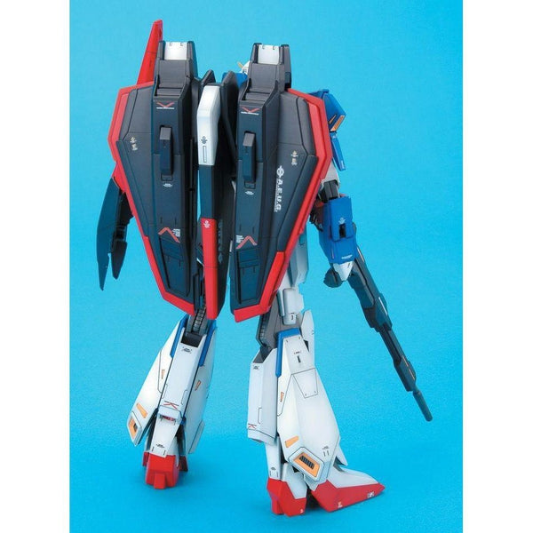 Bandai 1/100 MG MSZ-006 Zeta Gundam Ver 2.0 rear view