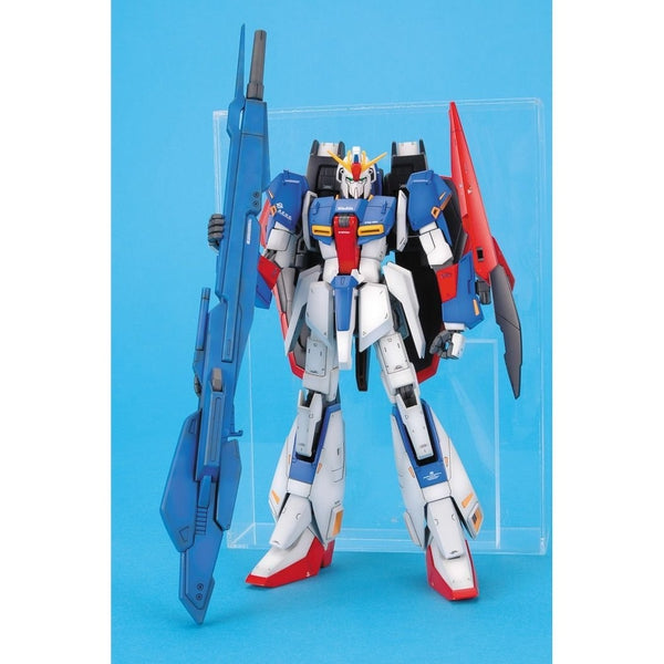 Bandai 1/100 MG MSZ-006 Zeta Gundam Ver 2.0 with mega launcher