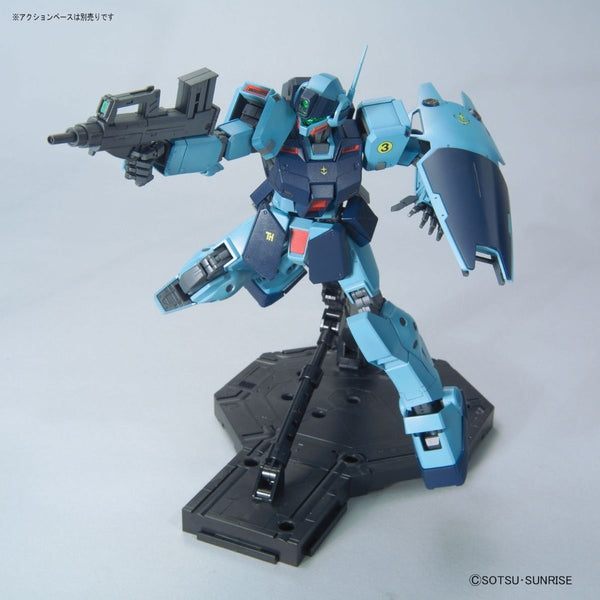 Bandai 1/100 MG RGM-79SP GM Sniper II action pose